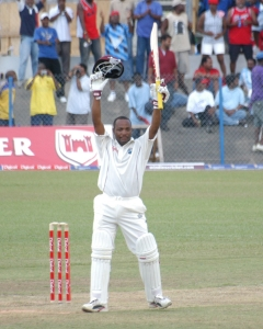 Renowned cricketer, Brian Lara